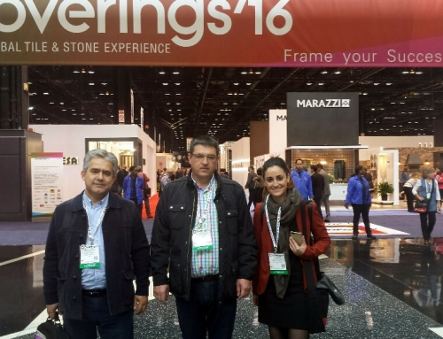 COVERINGS 2016  Chicago